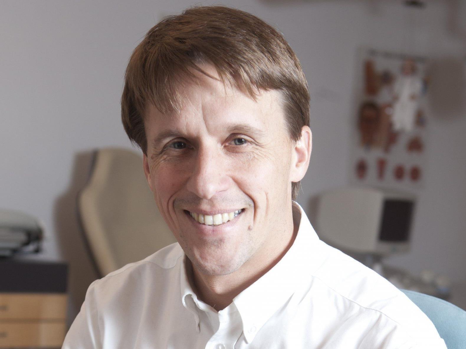 Glaubt fest an die Zukunft des Hausarztes: Dr. Hannes Feurstein.