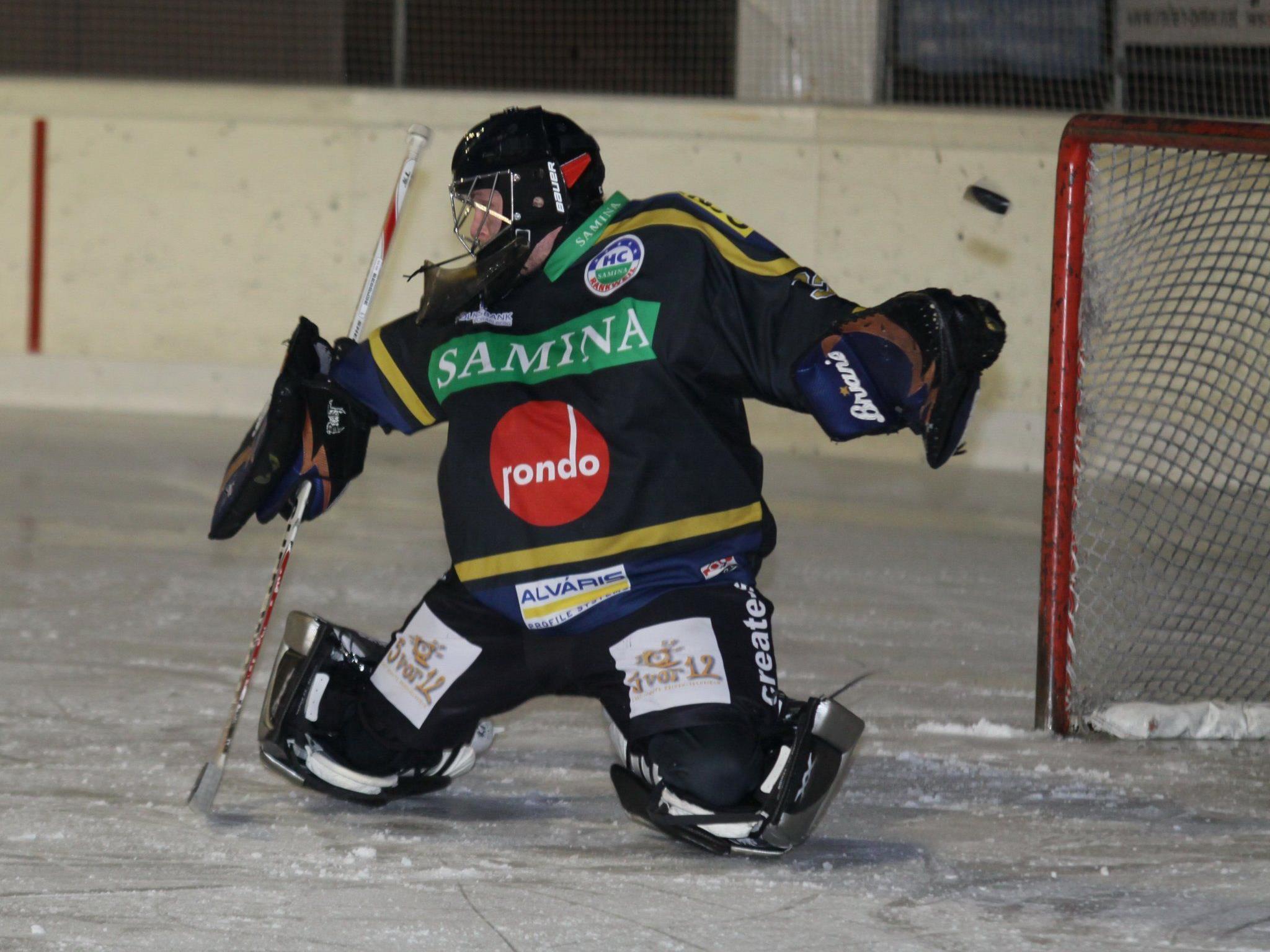 HC Rankweil II verlor das Penaltyschießen gegen Nüziders.