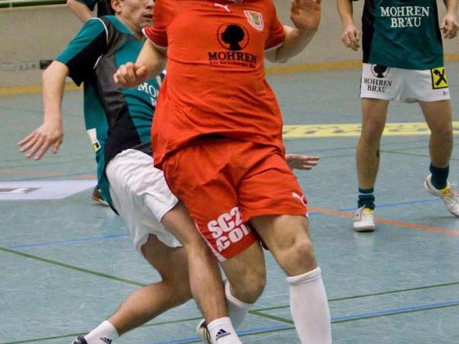 Johannes Hirschbühl will mit Dornbirn den Turniersieg realisieren.