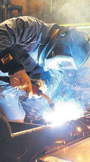 Die Vorarlberger Industrie ist global sehr konkurrenzfähig.