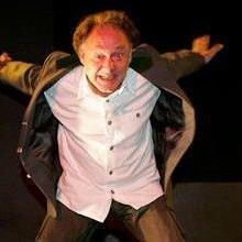 "Theater Wagabung Robert Kahr im Stück ""about Kohlhaas"""