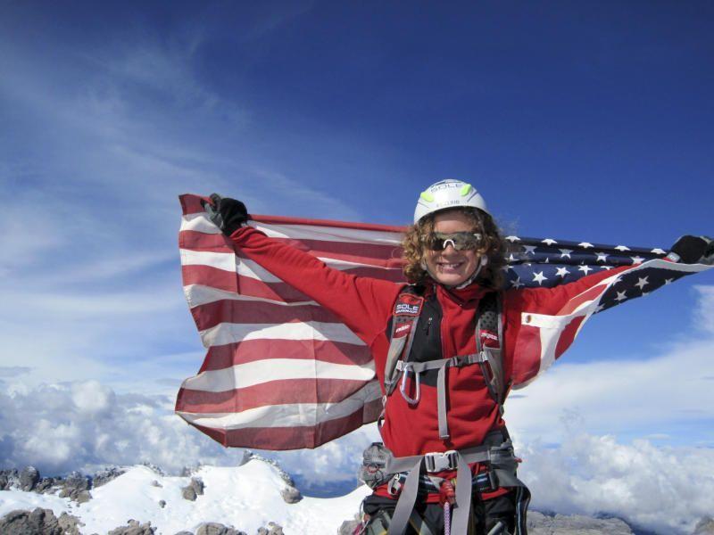 Hatte bereits als 13-Jähriger den Mount Everest bestiegen.
