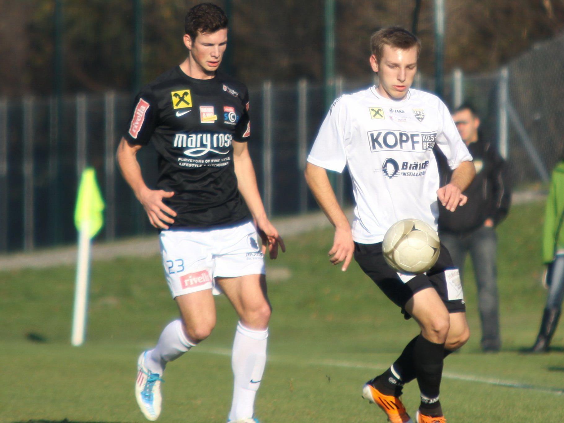Julian Birgfellner (r.) kehrt zum Stammklub Lauterach zurück.