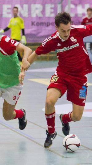 Michael Liendl will sich mit Thüringen fürs Masters qualifizieren.