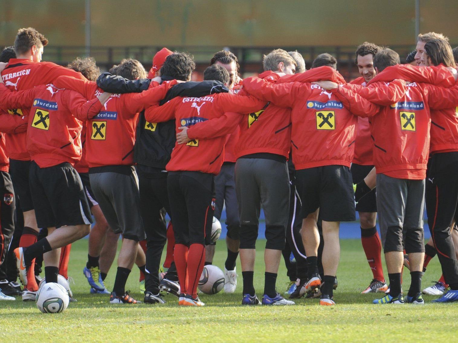 ÖFB-Auswärtsspiele der WM-Qaulifikation 2014 auf ATV.