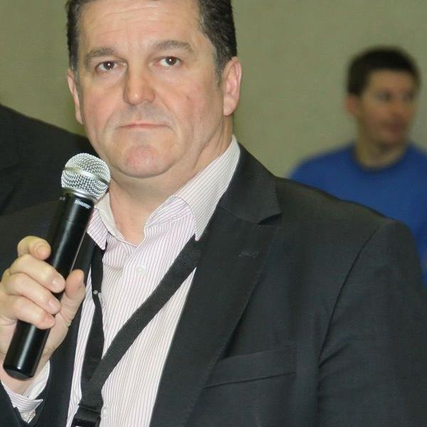 Wolfurt Bürgermeister Christian Natter freut sich auf das Megaturnier.
