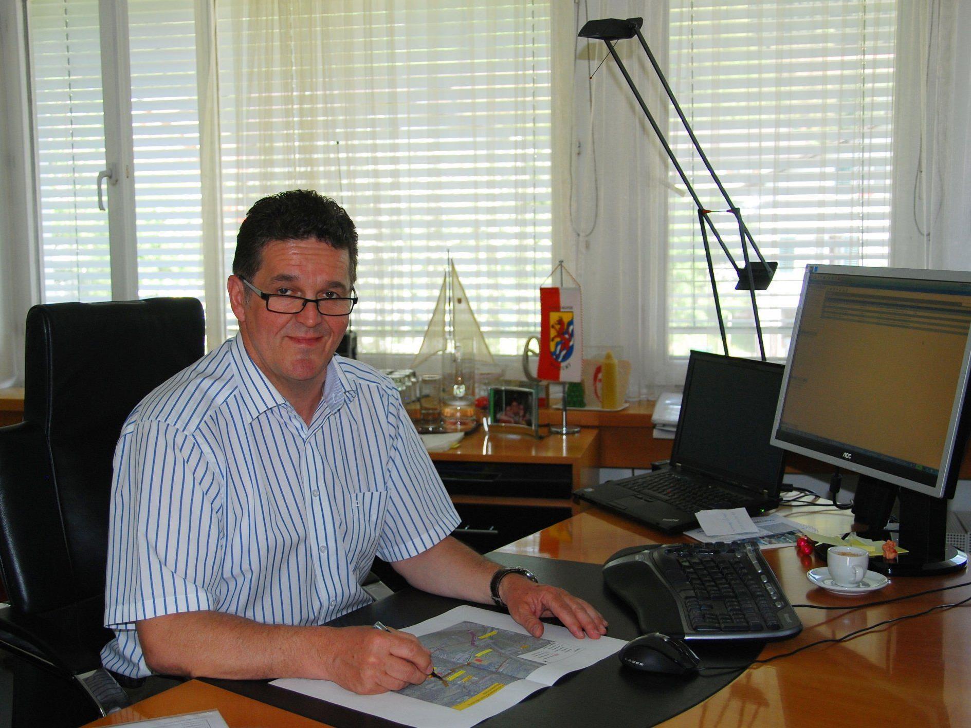 Bgm. Christian Natter: Können den Bürgern Gebührenerhöhungen ersparen.