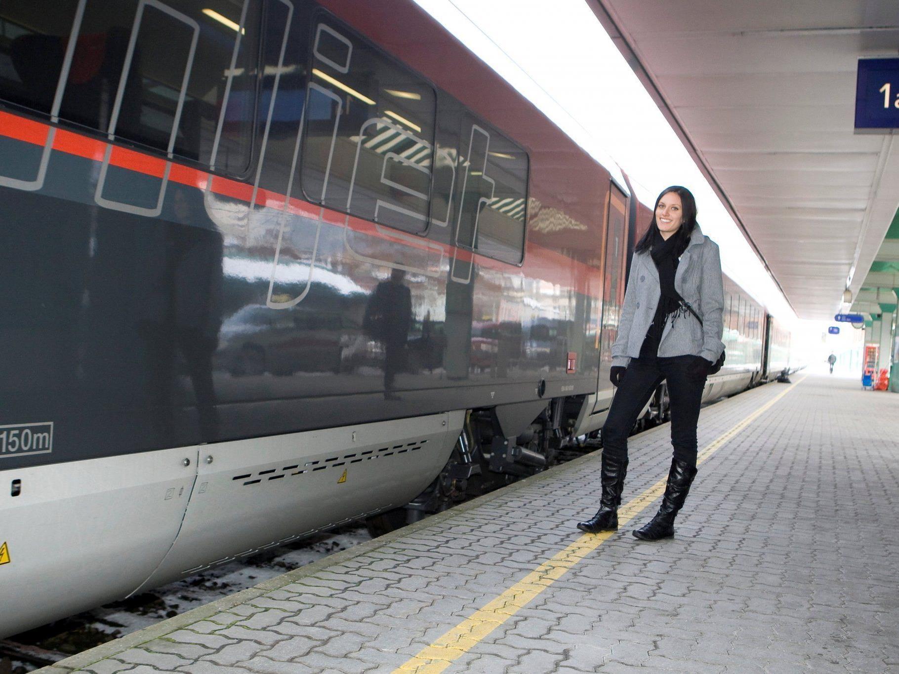 Verkehrsclub Lobt Bahn Angebot In Vorarlberg Vorarlberg
