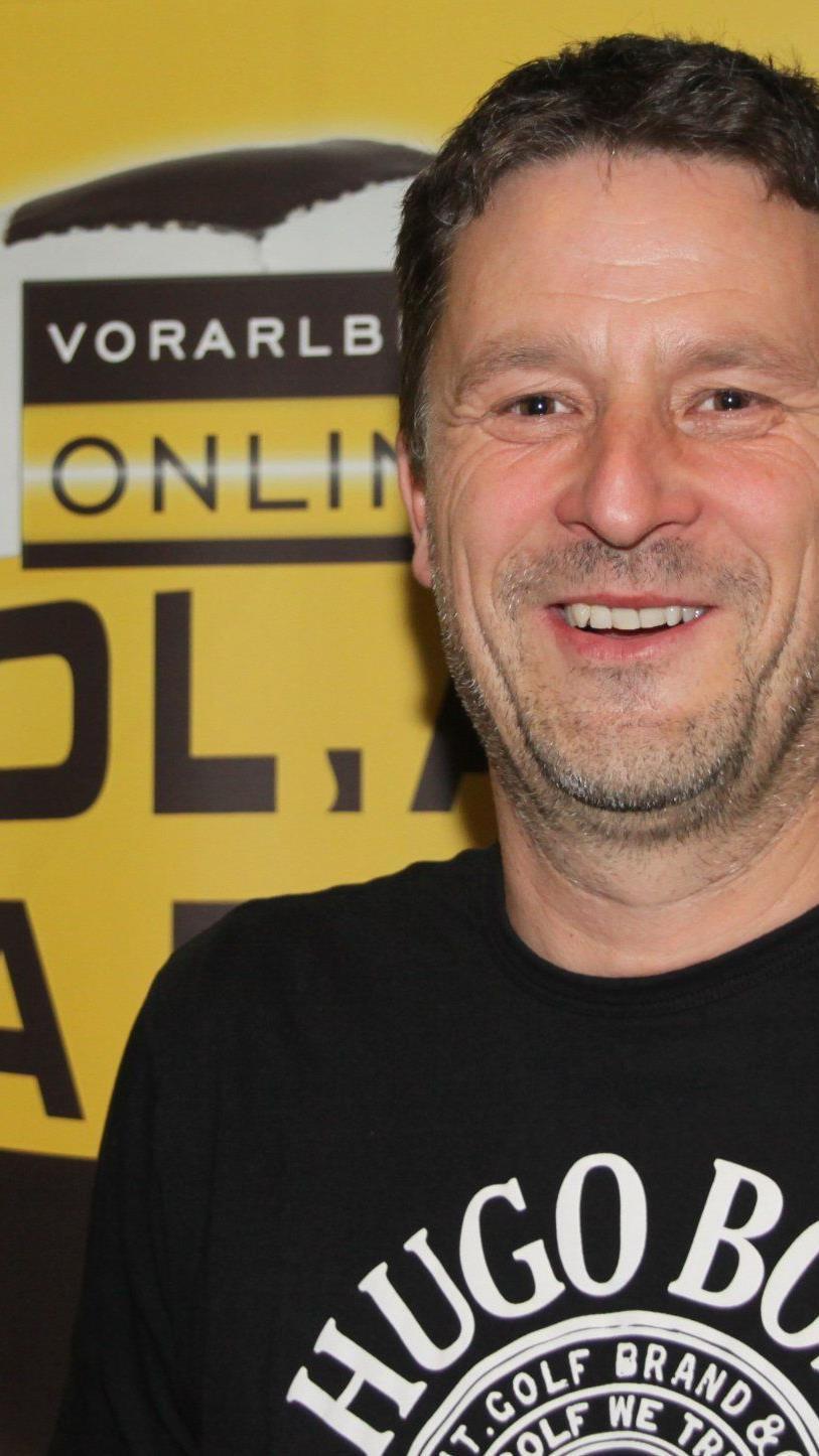 Marketingchef Peter Meusburger hat 2000 Preise zu vergeben.