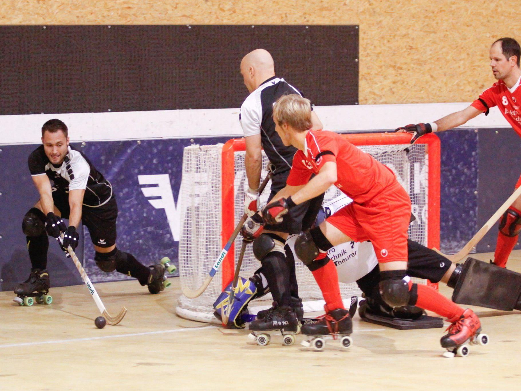 RHC Dornbirn kämpft um den Gruppensieg.