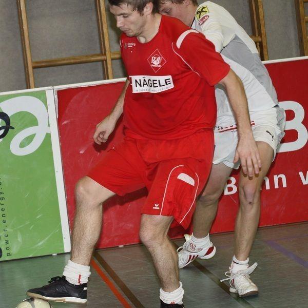 Wolfgang Schneider spielt mit Rankweil um den Halbfinaleinzug.