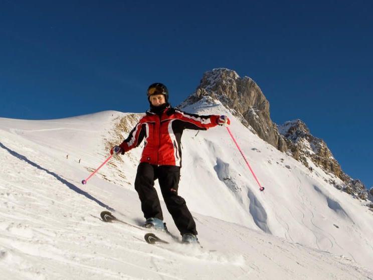 In der vergangenen Wintersaison verletzten sich insgesamt 3500 Skifahrer in Vorarlberg.