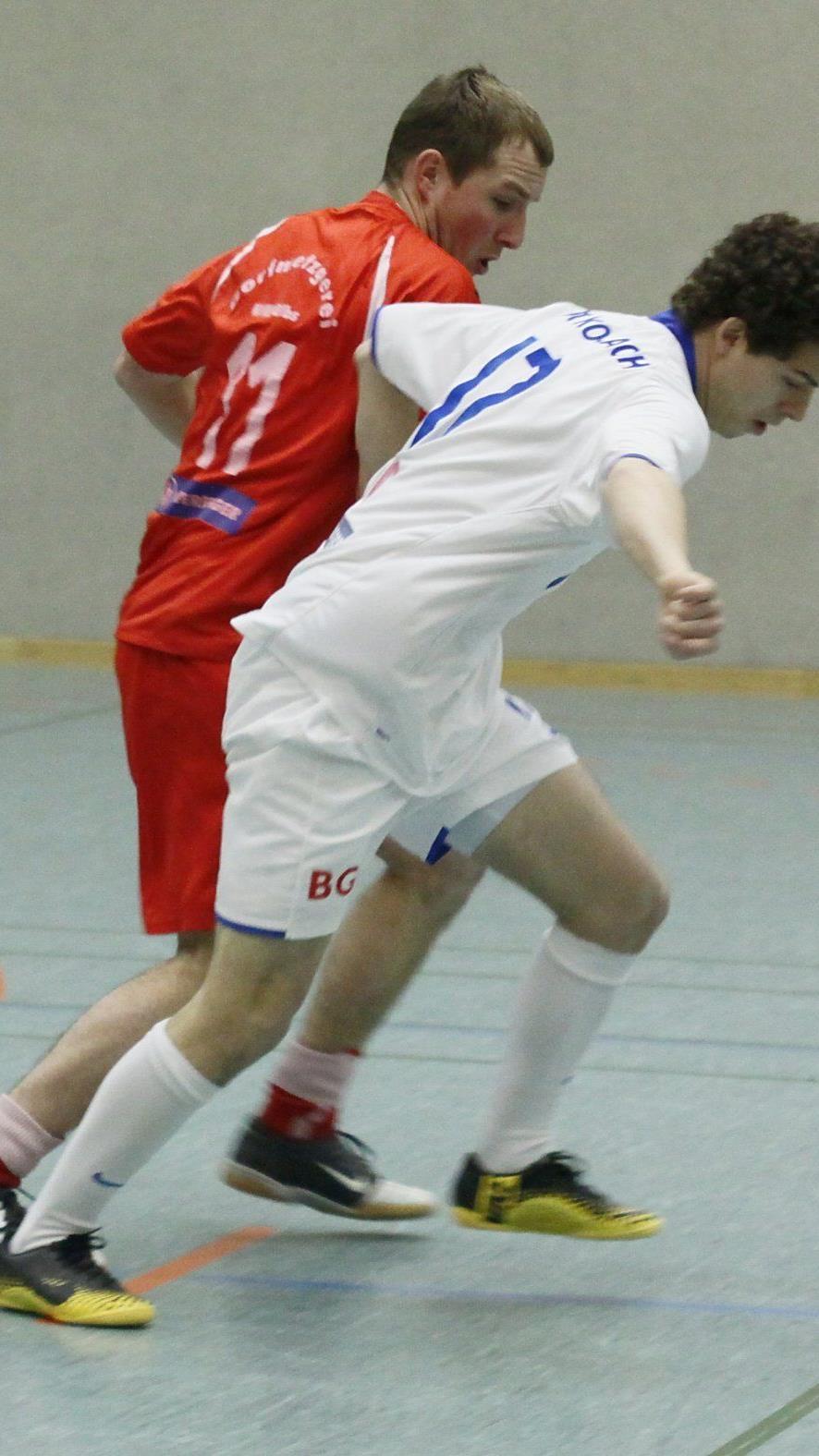 Koblachs Marco Köll zählte zu den Aktivposten.
