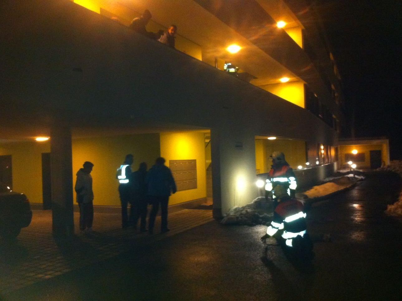 Brand in Feldkirch-Tosters konnte rasch gelöscht werden