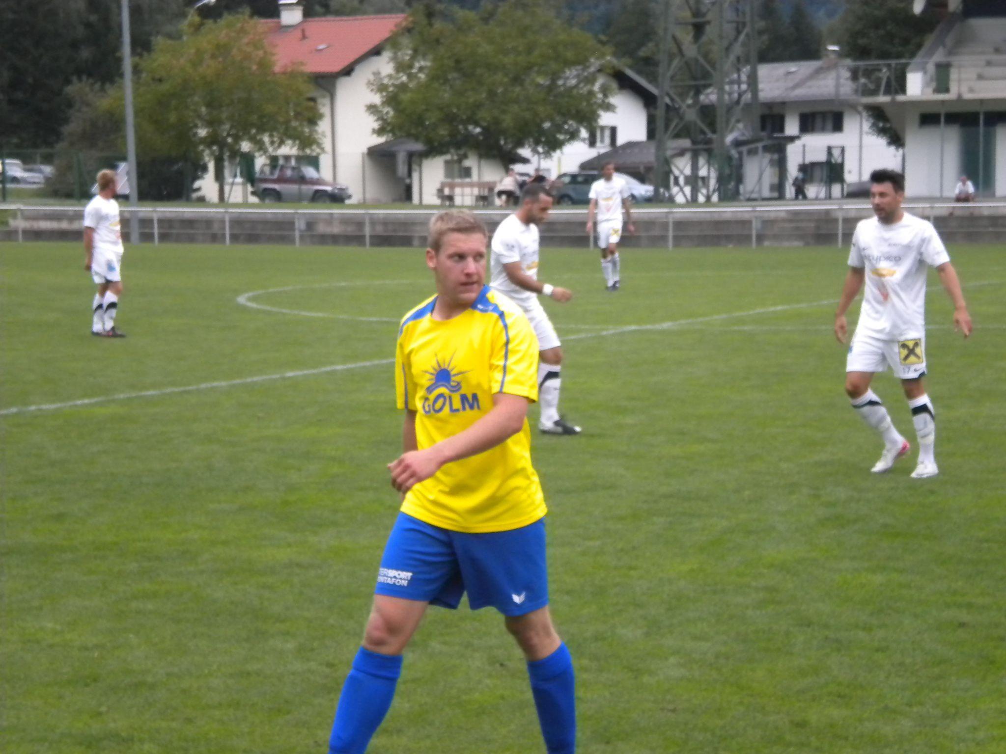 Patrick Büsch verlässt den FC Schruns wieder in Richtung Vandans