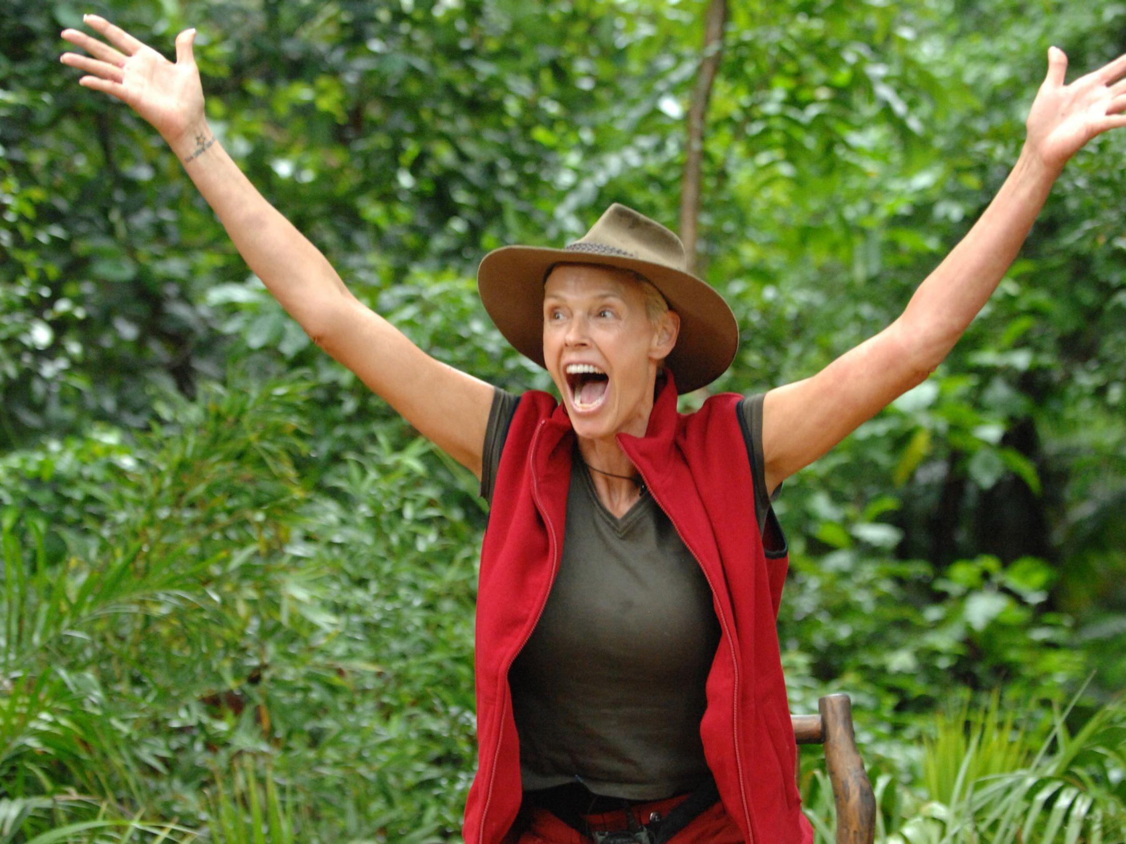 Dschungelcamp 2012 Brigitte Nielsen Ist Die Neue Konigin
