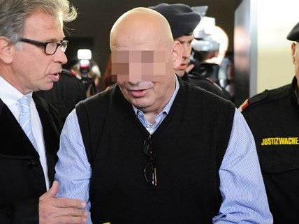 Prozess im Burgenland: Der mutmaßliche Täter spricht