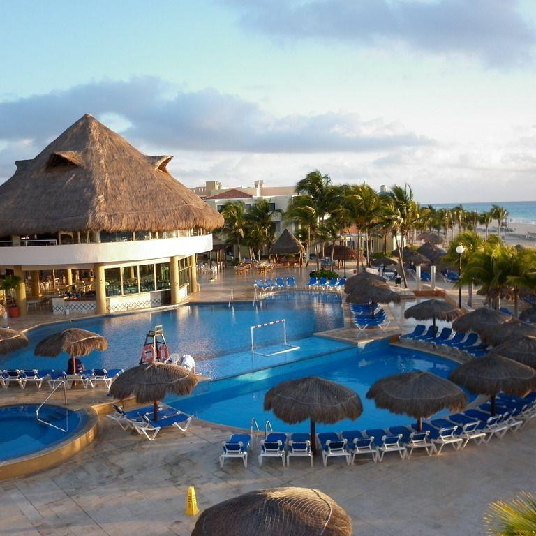 Hotel Viva Wyndham Maya in Mexiko.
