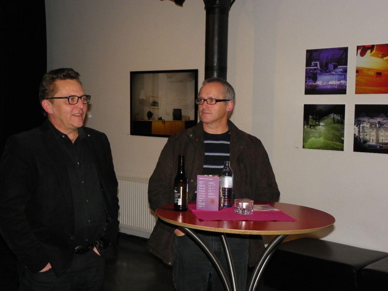 Augustin Jagg im Gespräch mit Georg Vith