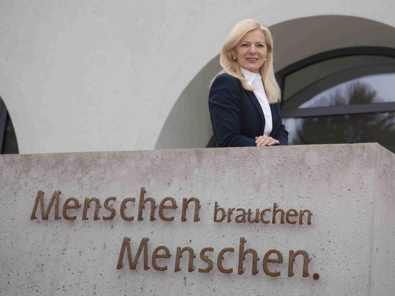 Michaela Wagner ist seit Jahresbeginn Lebenshilfe-Geschäftsführerin.