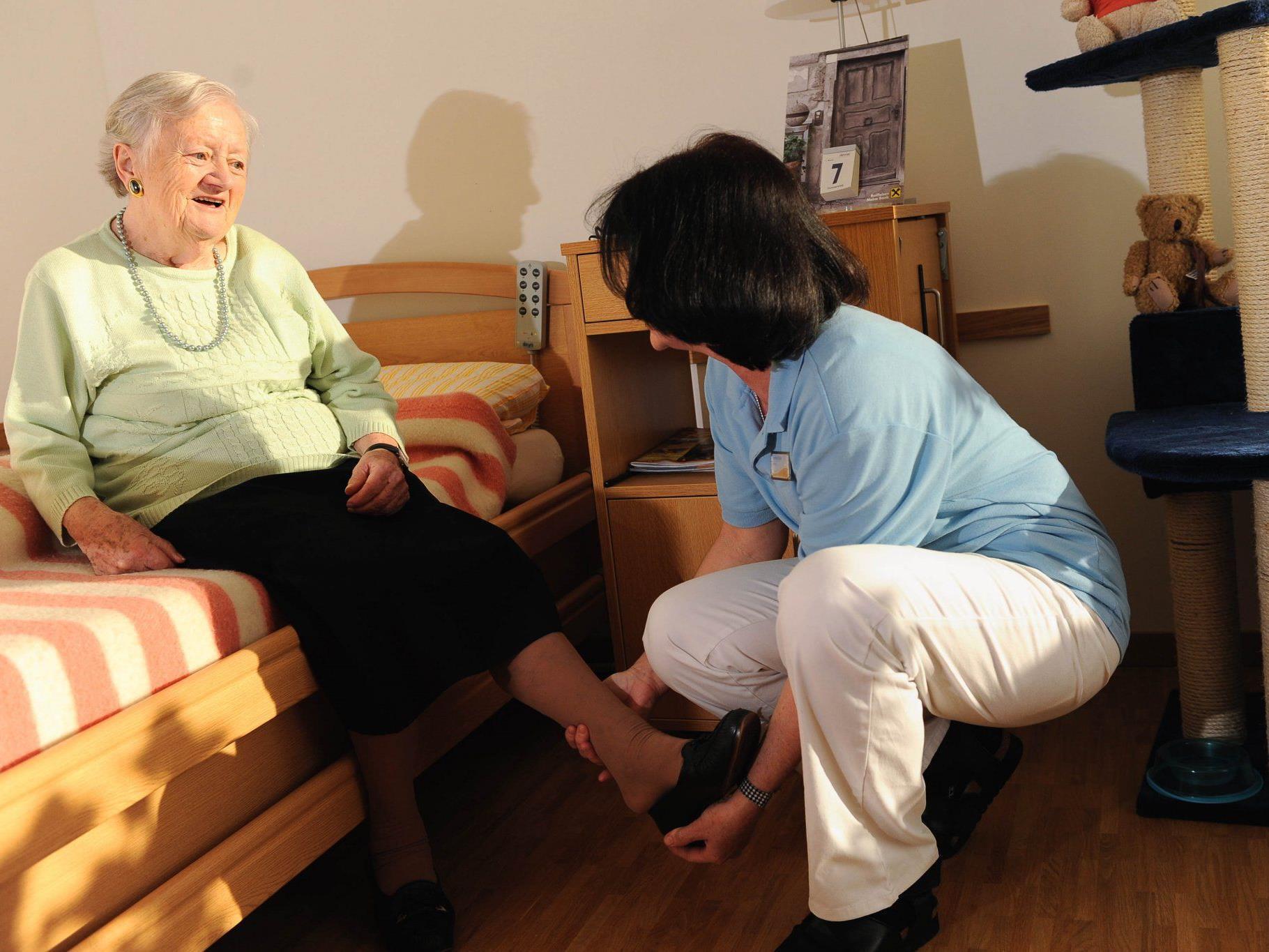 Änderungen im Pflegeheimgesetz stehen an.