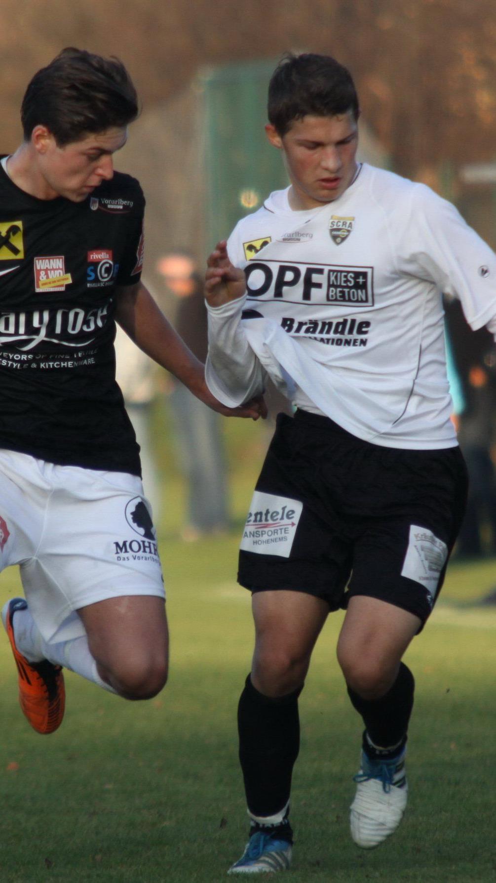 Die Kader der Vorarlberger Vereine kamen gehörig in Bewegung.