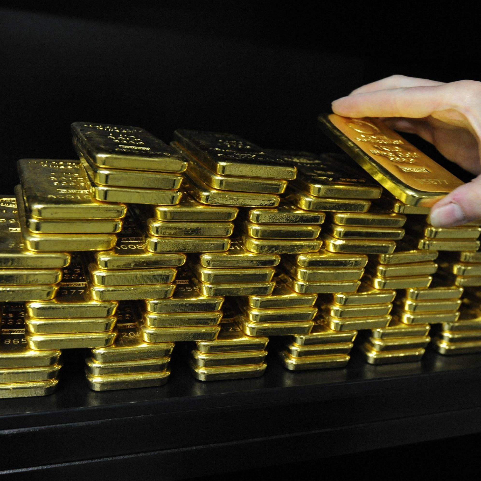 """Gold soll in der Krise weiter ein """"sicherer Hafen"""" bleiben."""