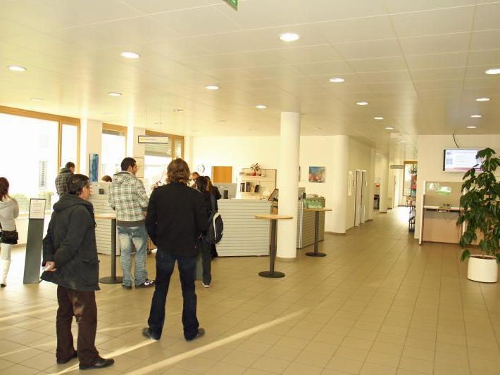 Arbeitslosenquote in Vorarlberg von 2010 auf 2011 um 1,1 Prozent gesunken.