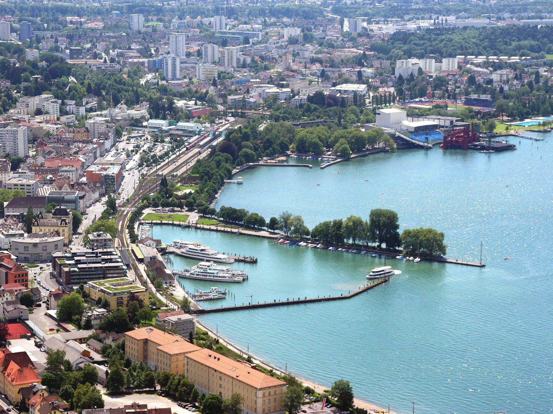 Die Bodenseeregion feiert ihr 40-jähriges Zusammenwirken.
