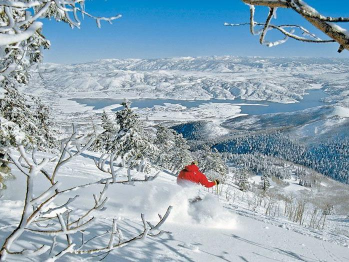 """Das """"beste Skigebiet Nordamerikas"""" mit dem """"greatest snow on earth"""" wartet . . ."""