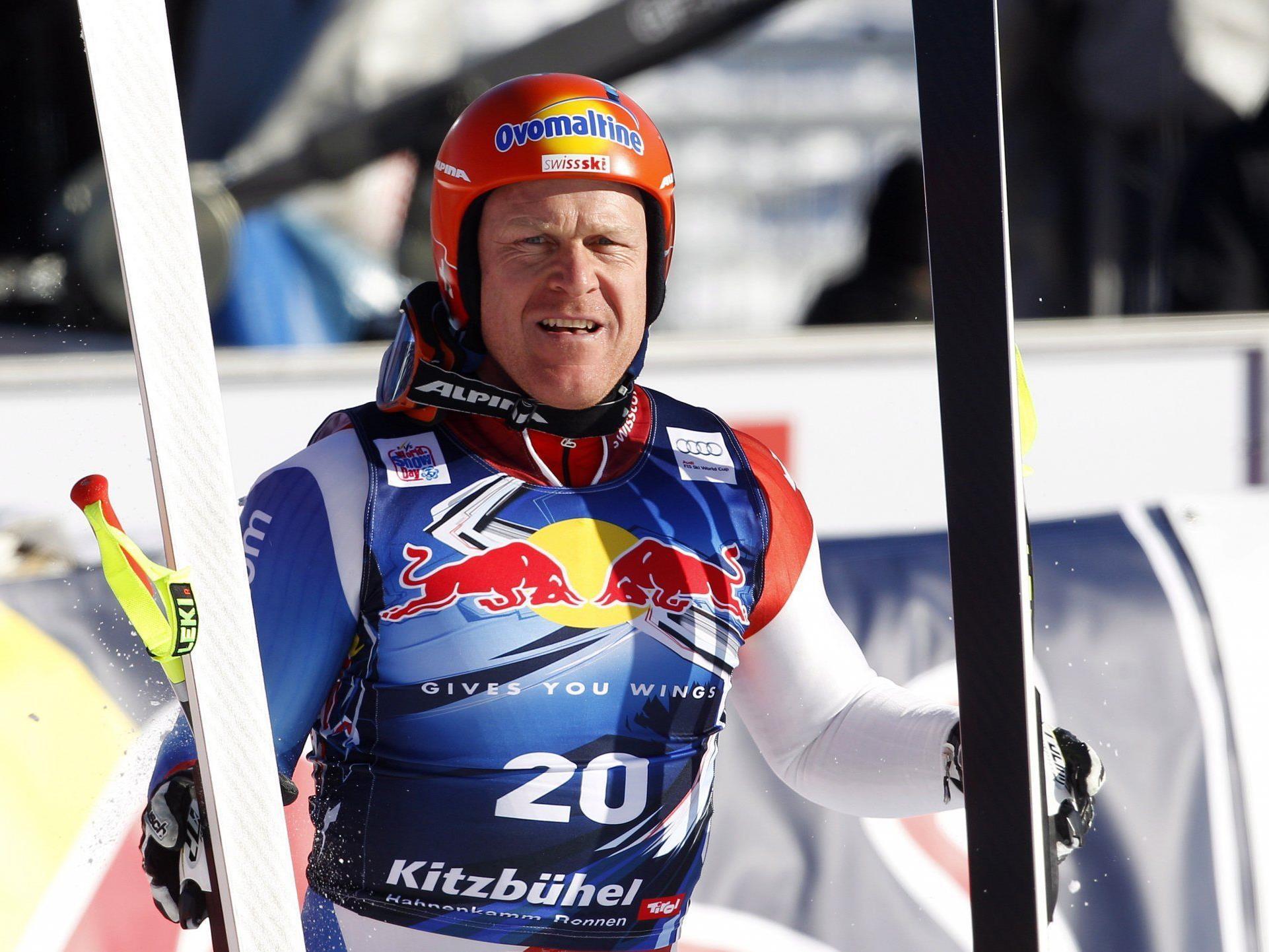 Mit Cuche geht einer der bliebtesten Rennläufer mit Saisonende in die Ski-Pension.