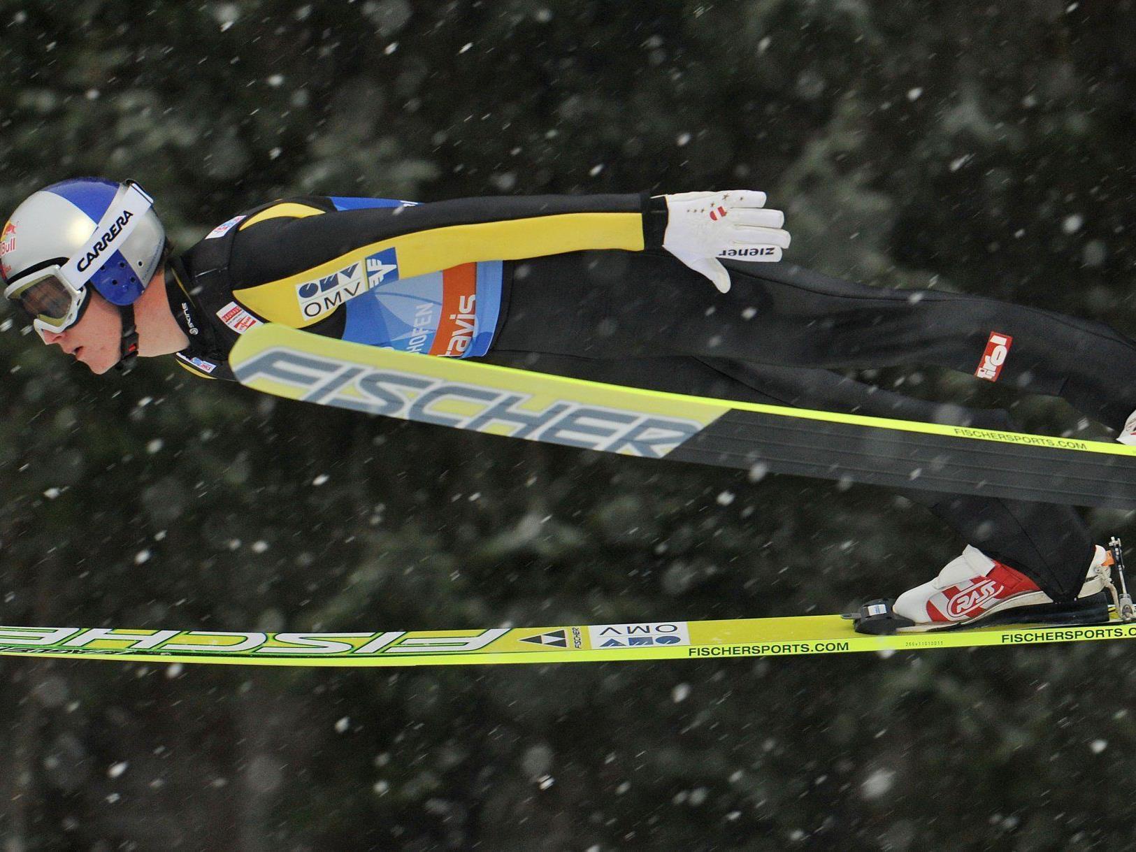 Thomas Morgenstern gewinnt in Bischofshofen und Gregor Schlierenzauer holt den Tournee-Gesamtsieg.