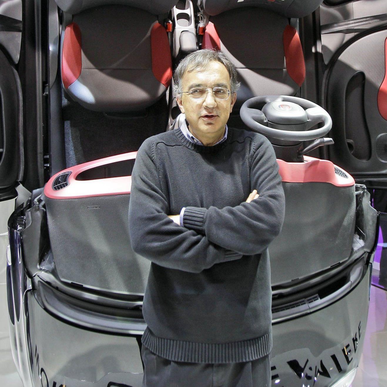 Stellt die Auto-Welt auf den Kopf: Sergio Marchione