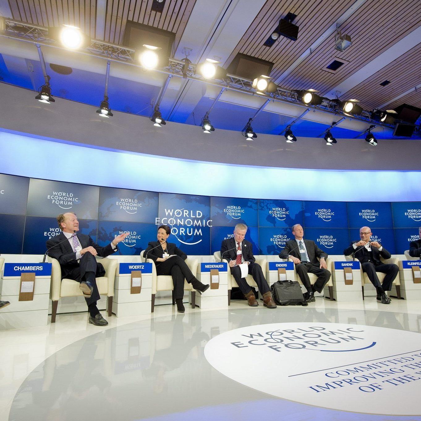 In Davos wird nach globalen Lösungen gesucht.