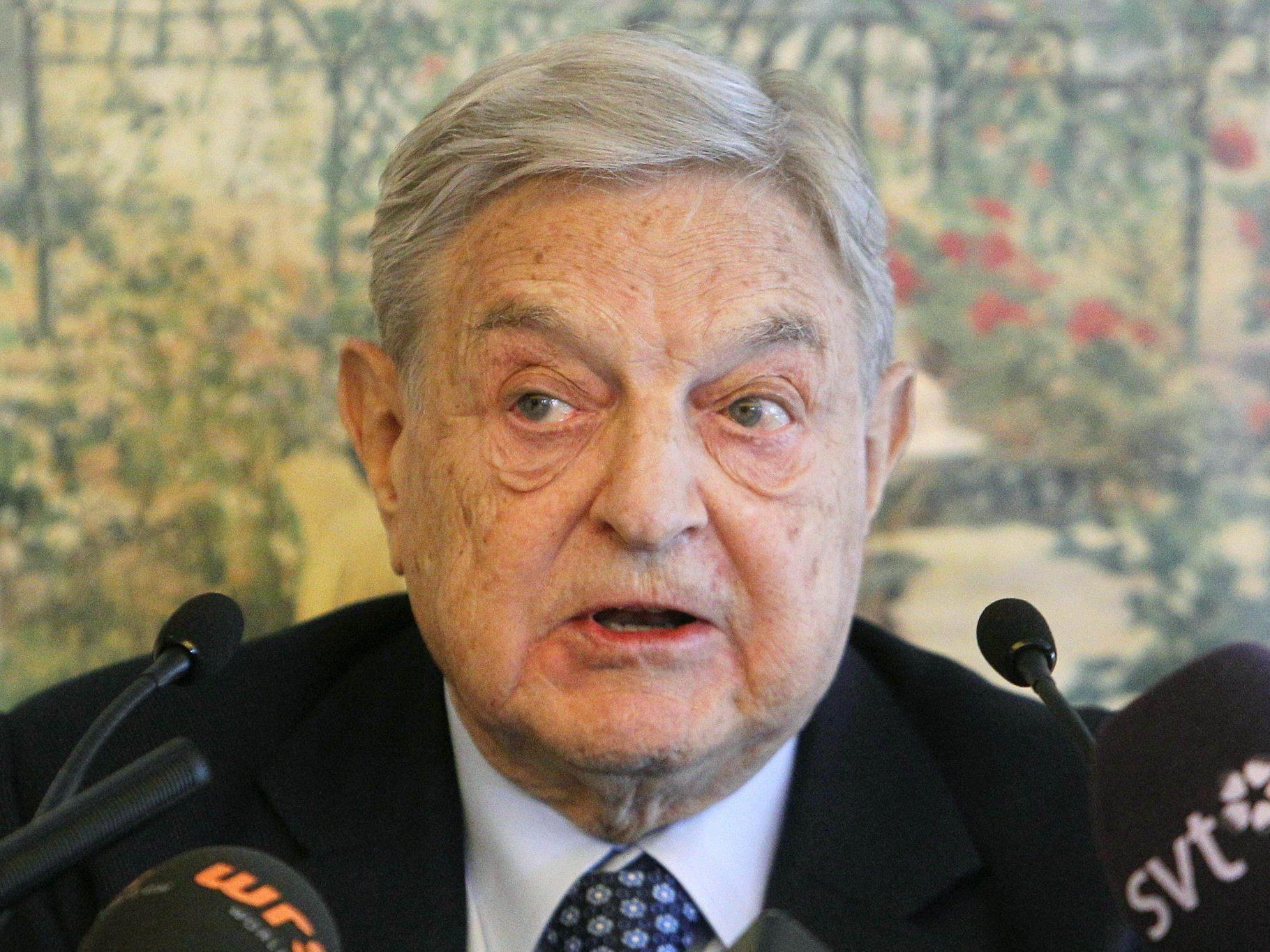 Investorenlegende George Soros
