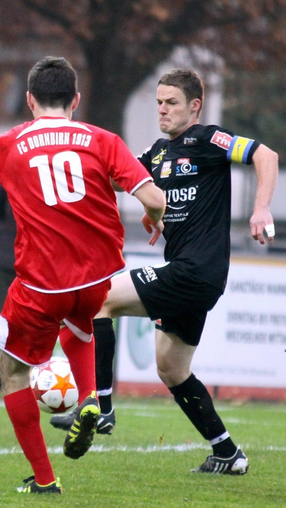 Werner Grabherr spielt künftig für FC Egg.
