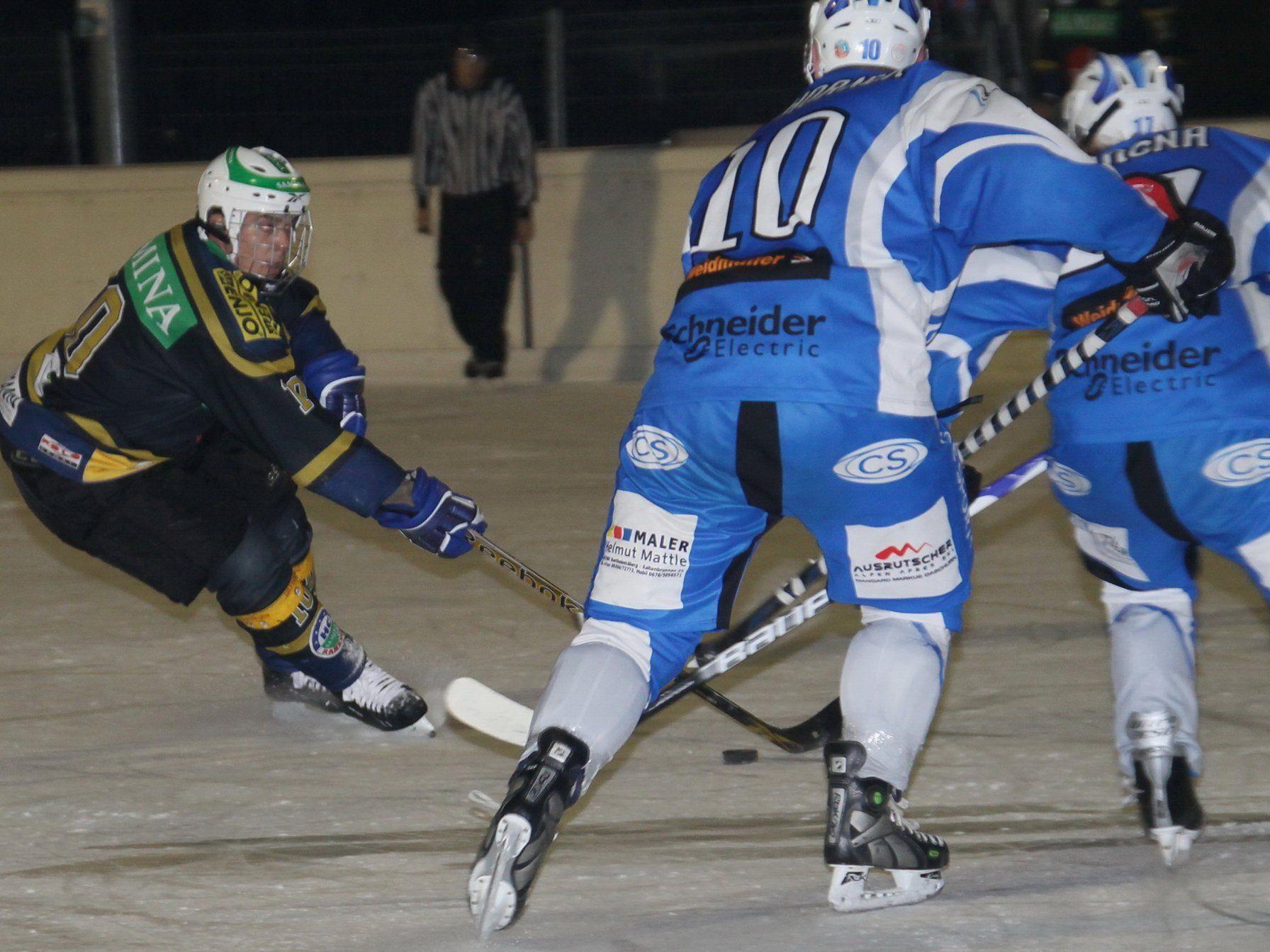 Rankweil-Spielertrainer Michal Kopas schoss fünf Tore.