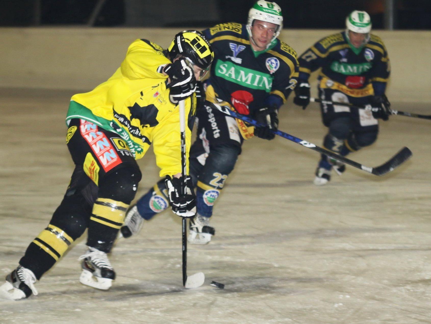 Volles Programm derzeit in der Vorarlbergliga.