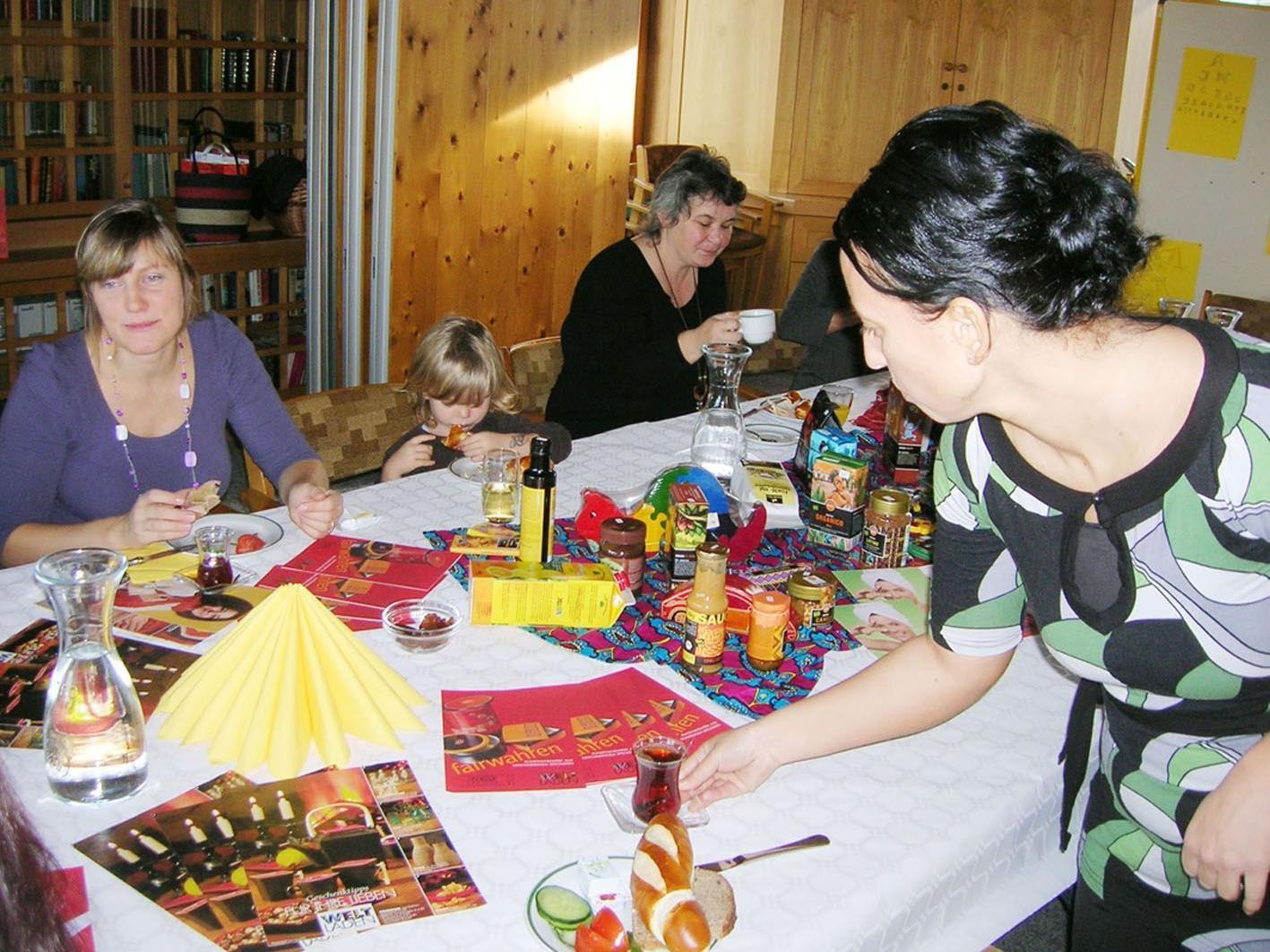 Der erste Frauentreff im neuen Jahr findet am Donnerstag, den 19. Jänner, im SeneCura Markt statt.