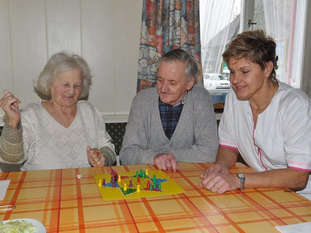 """Den Koblachern Senioren steht mit dem """"Haus Koblach"""" bald eine moderne Einrichtung zu Verfügung."""