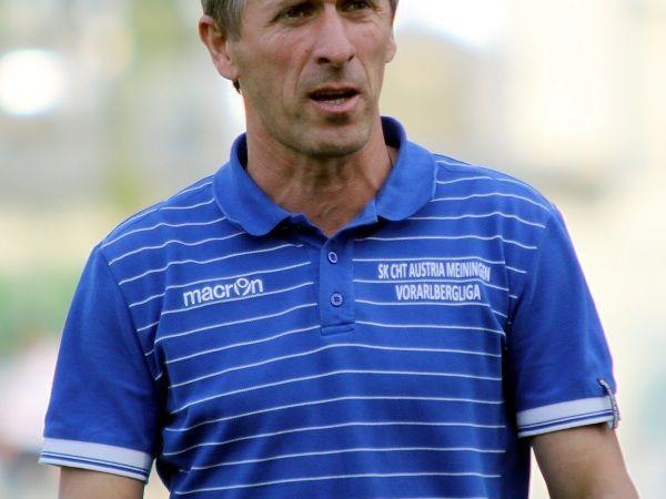 Meiningen-Trainer Enes Cavkic sucht einen Tormann.