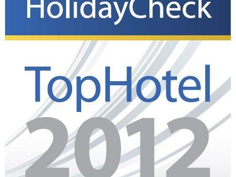 HolidayCheck TopHotel2012