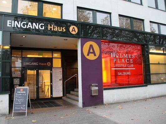 Auch der Holmes Place in Salzburg ist betroffen. Der Standort wird aber weiter betrieben.