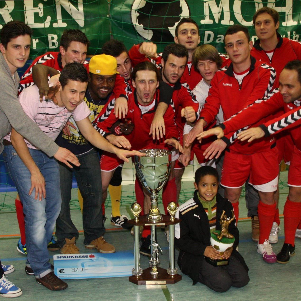 FC Mohren Dornbirn erstmals Masterssieger.