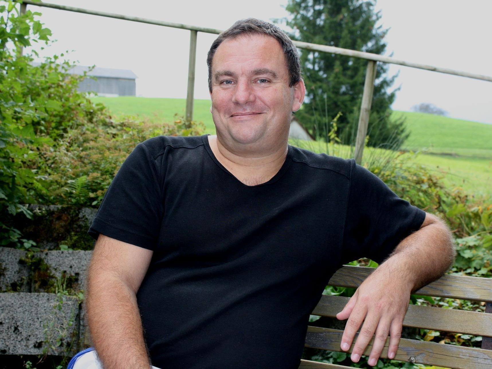 PGR-Vorsitzender Patrick Fink