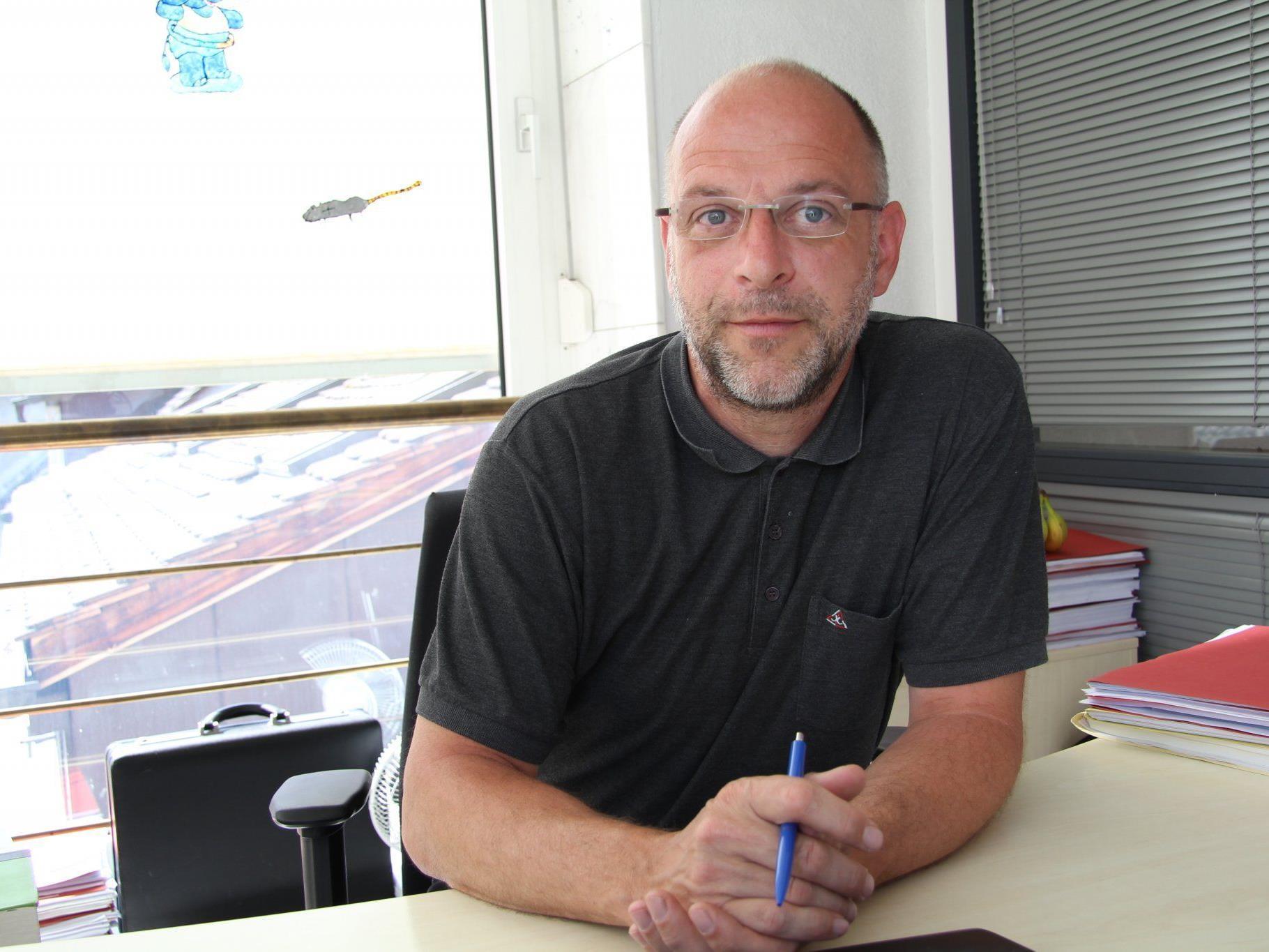 Patientenanwalt Mag. Alexander Wolf