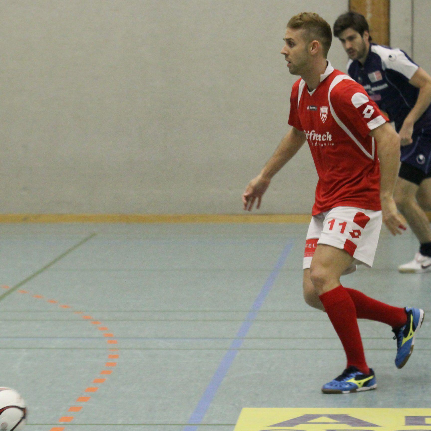 Samir Garci spielt für Wälderhaus VfB Bezau.
