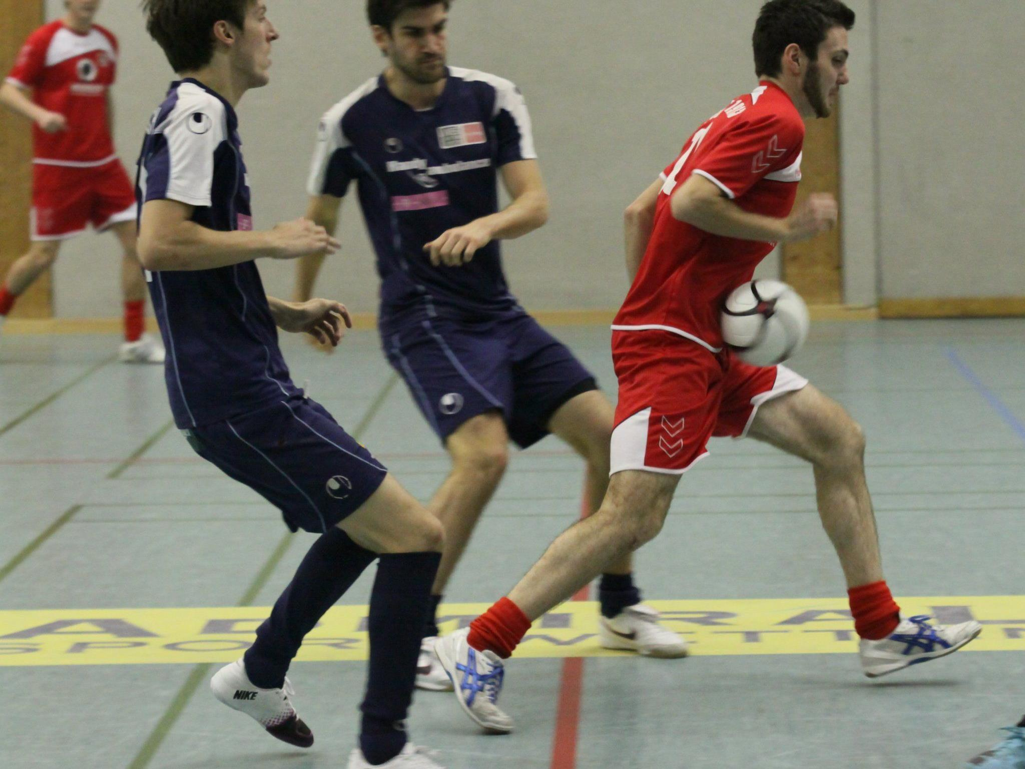 FCD-Kicker Gültekin Sönmez hat zur alten Form zurückgefunden.