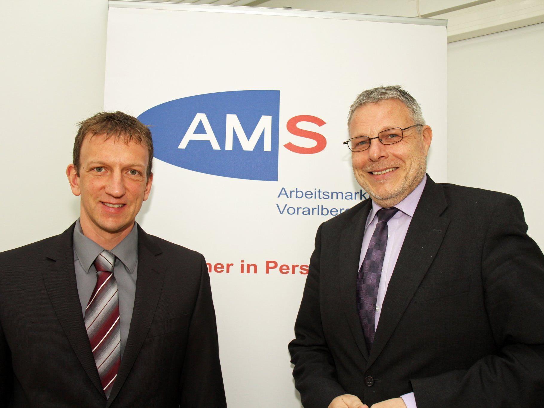 Arbeitsmarkt in Vorarlberg: Guter Start ins Jahr 2012
