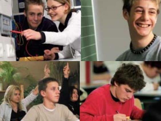 Infotag an der Polytechnischen Schule Bregenz